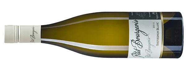 Petit Bourgeois Sauvignon Blanc 2016